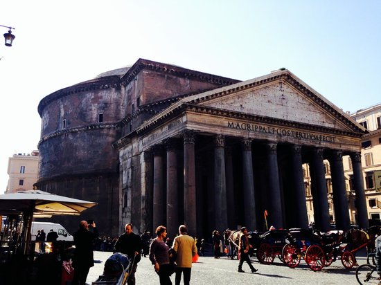 Private Tour of Rome : Pantheon