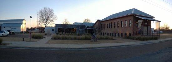 B.B. King Museum and Delta Interpretive Center: Panoramica