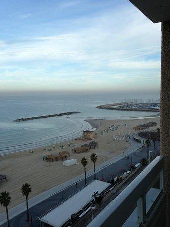 Sheraton Tel Aviv Hotel: Room view