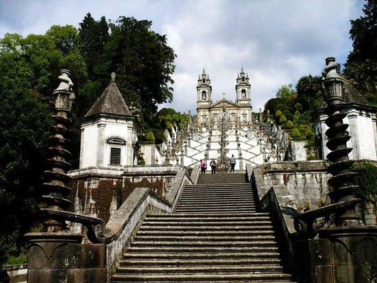 Santuario do Bom Jesus do Monte : Bom Jesus
