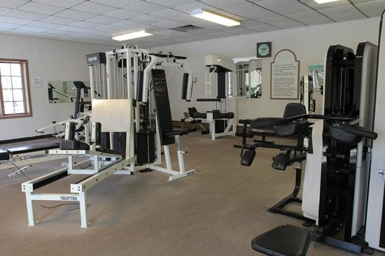 Winwood Inn & Condos: Fitness Center