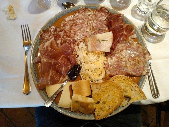 Castello di Verrazzano: Light Lunch
