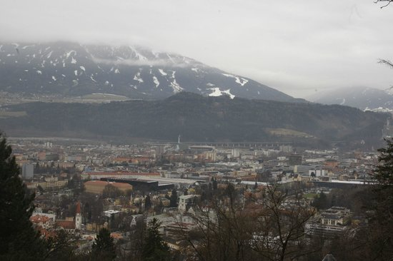 Great views from Alpenzoo