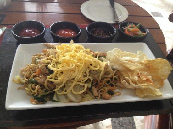 The Phoenix Hotel Yogyakarta - MGallery Collection : Indonesian food