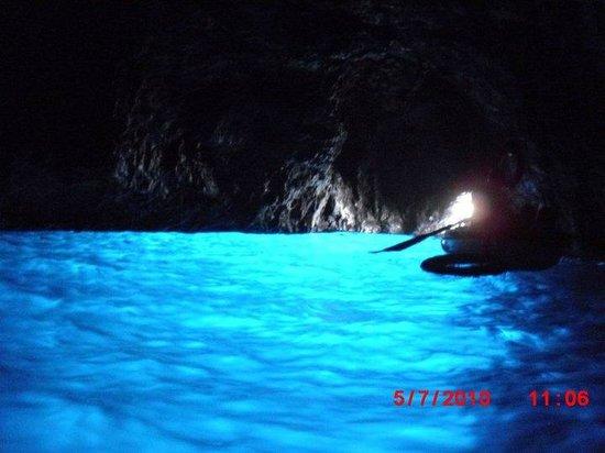 Blaue Grotte (Grotta Azzurra): Blue Grotto, Capri