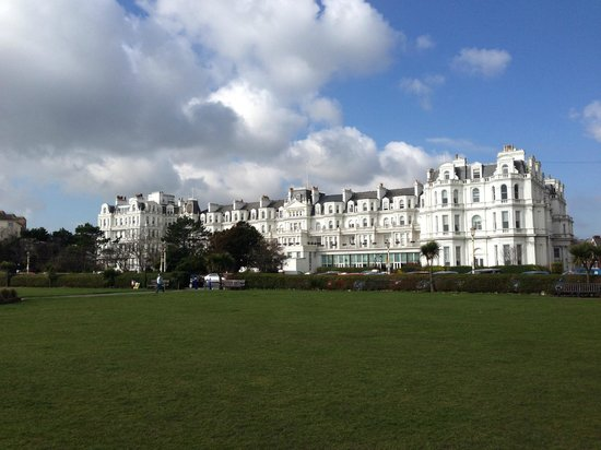The Grand Hotel Eastbourne: The Grand