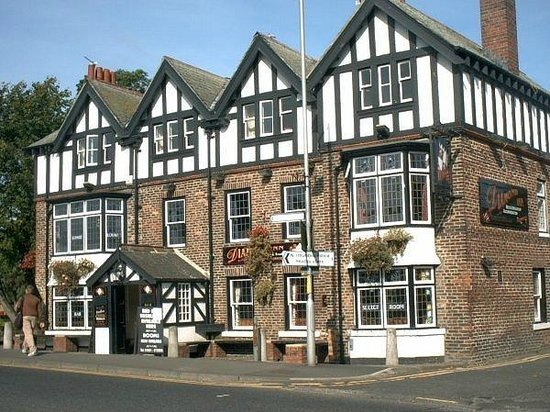 Ponteland, UK: The Diamond Inn