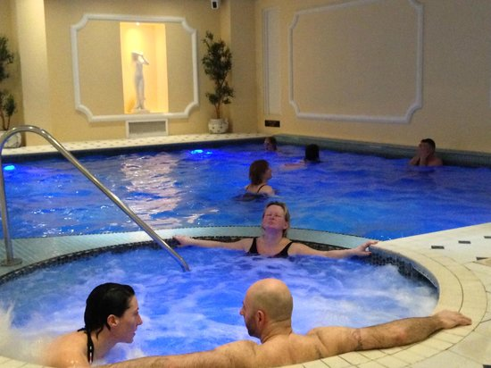 The Grand Hotel Eastbourne: The Spa