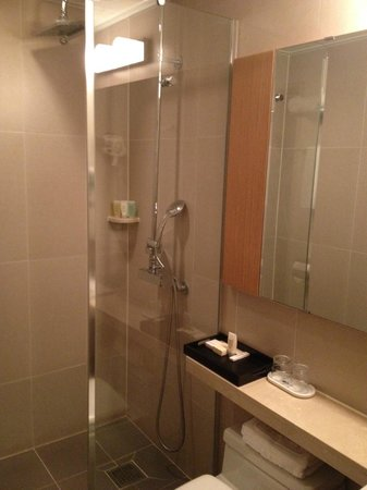 Best Western Premier Incheon Airport: Douche Italienne qui fuie