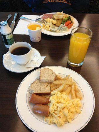 Best Western Premier Incheon Airport: Petit déjeuner
