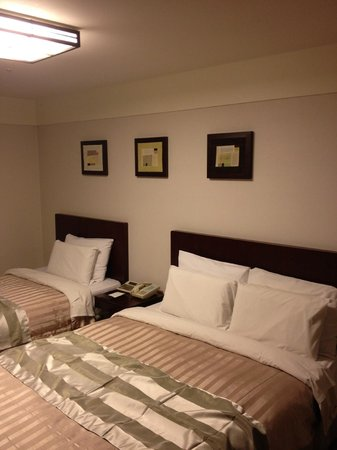 "Best Western Premier Incheon Airport: Chambre ""Ondol"""