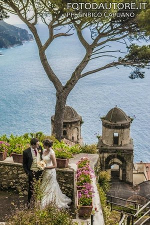 Wedding In Italy Ravello Amalfi Coast Photography Enrico