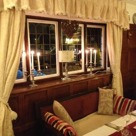 Private Dining in the Oak Room