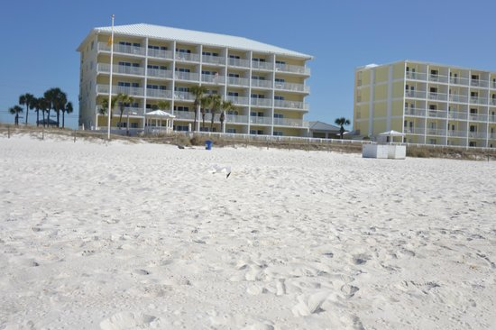 Sugar Sands Inn and Suites: View of the building