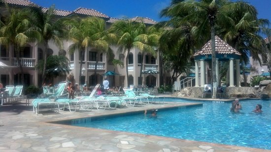 Caribbean Palm Village Resort: One of the pool areas