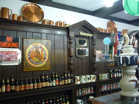 D.G. Yuengling and Son Brewery : Yuengling Factory