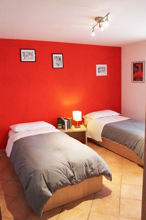 Amarcord Bed and breakfast: stanza doppia