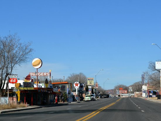 Route 66 : Seligman, Arizona