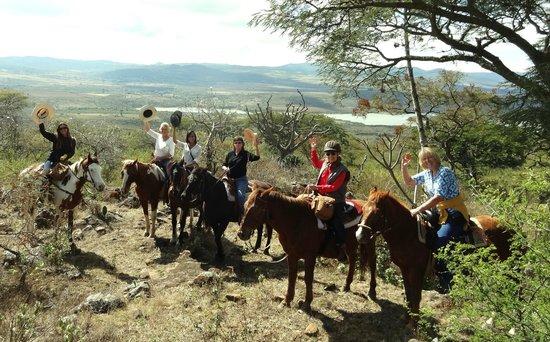 Hacienda de Taos: ride