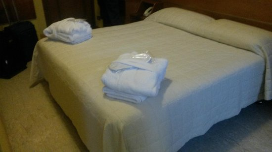Hotel Argentina : kit per la SPA