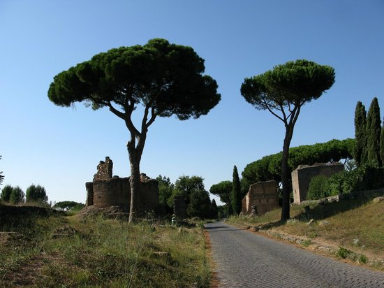 "Ancient Rome: Rom - ""VIA APPIA ANTICA"""