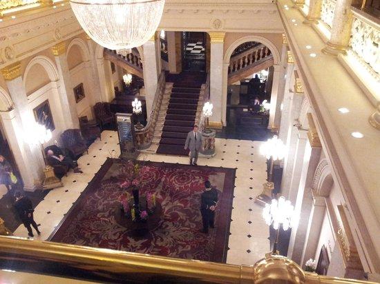 The Grosvenor Hotel : Foyer