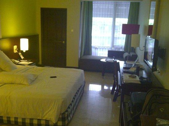 Sanur Paradise Plaza Hotel: Superior Room
