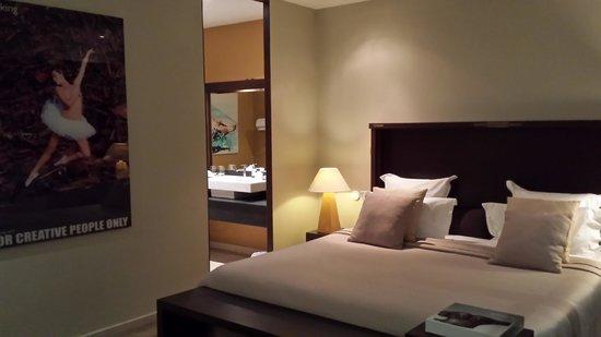 Toile Blanche: Bedroom