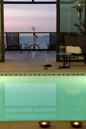 L'Agapa Hotel SPA Nuxe : Spa Nuxe