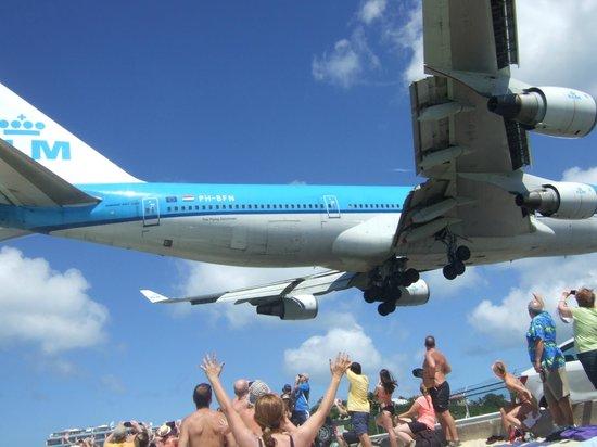 Maho Beach, St. Maarten 'Amazing'