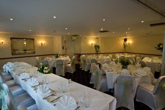 Warren Lodge Hotel Restaurant: Function Room