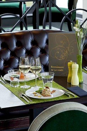 Casino Barrière du Touquet : Votre table au Restaurant de la Forêt