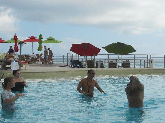 Sunset Royal Cancun Resort: Pileta