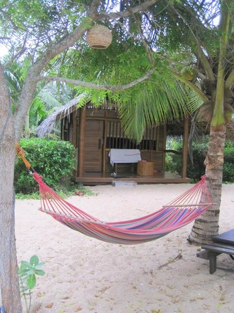 Mangrove Beach Cabanas & Chalets: Cabana