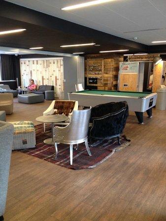Generator Copenhagen : sala relax