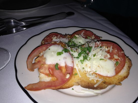 Irene's Cuisine : Bruchetta appetizer...yummmm