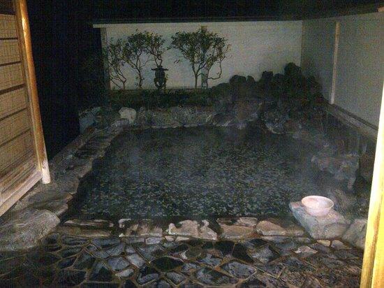 Senkei Annex Yamagaso: The open air spring spa