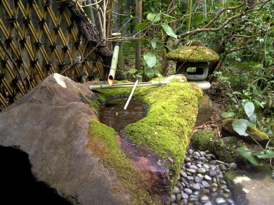 Senkei Annex Yamagaso: Garden