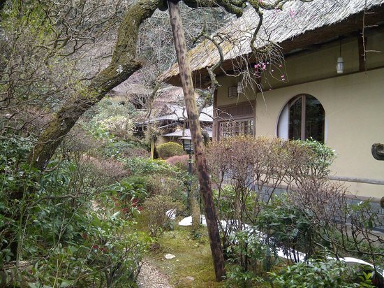 Senkei Annex Yamagaso: View from the room