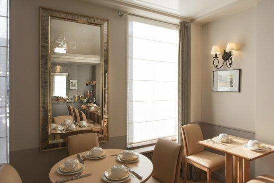 Hotel de Geneve: salle petits dejeuners