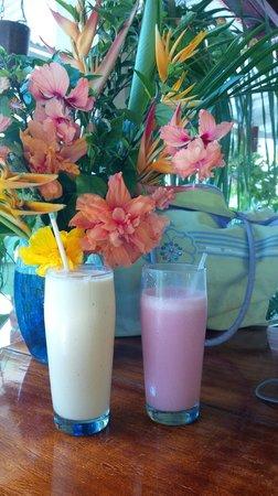 Cabuya Bakery and Cafe: Yummy smoothies!