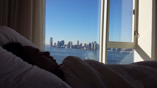 The Standard, High Line: Waking up to a great view