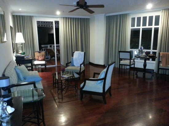 Sofitel Krabi Phokeethra Golf & Spa Resort: Our Suite