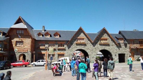 Museo de la Patagonia: Vista desde fuera del museo