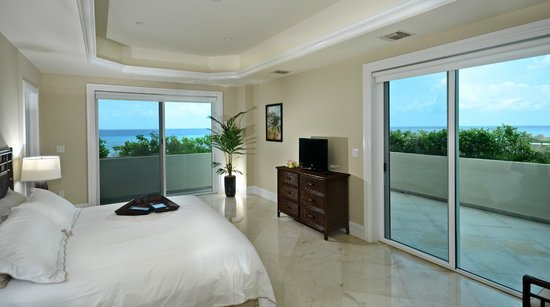 The Landmark Resort of Cozumel : el mar desde la habitacion