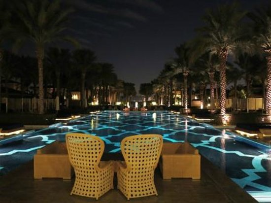 One&Only The Palm Dubai: Poolbereich