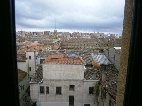 Catalonia Plaza Mayor Salamanca: Vistas a la Plaza Mayor
