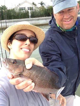 Naples Florida Fishing Adventures: I think this was snapper