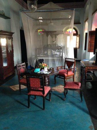 Emerson's House: fra vårt soverom