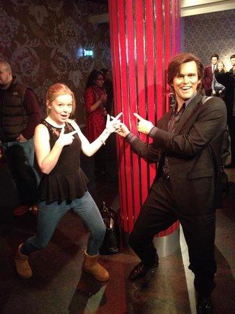 Madame Tussauds London: Jim Carrey